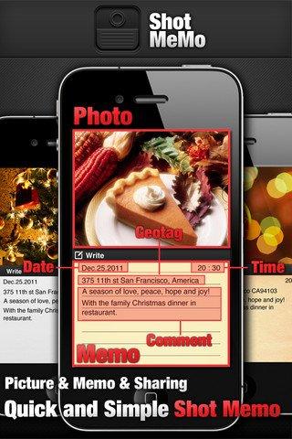 Aggiungi memo alle tue foto, per iPhone, iPad, iPod touch