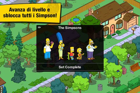 the Simpson Tapped out