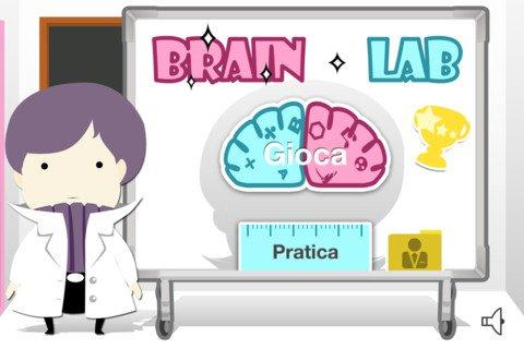 Laboratorio di Cervello II - Esercita la mente, app per iPhone, iPad
