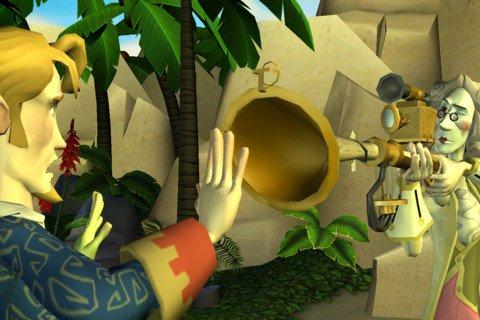 Monkey Island Tales 1 - tutta la soluzione del gioco (iphone, Android)