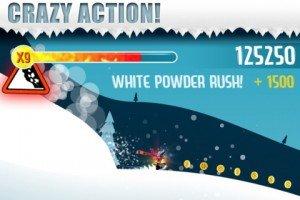 Ski Safari - Flash game disponibile per iPhone, iPad