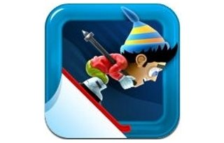 Ski Safari - Flash game disponibile per iPhone, iPad