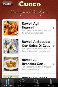 iCuoco - Sfoglia tantissime ricette sul tuo iPhone, iPad (per Pasqua)