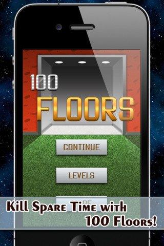 100 Floors - Tutta la soluzione del gioco