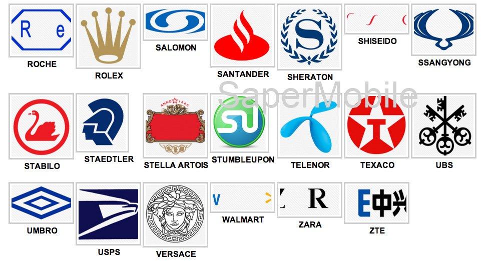 Logos Quiz Game - Tutta la soluzione, all solution, per iPhone, iPad