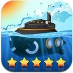 Pirates vs Navy Deluxe - Battaglia navale, app gioco per iPhone, iPad