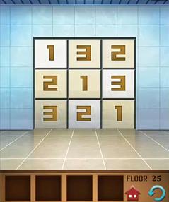 Soluzioni 100 Floors Annex Walkthrough