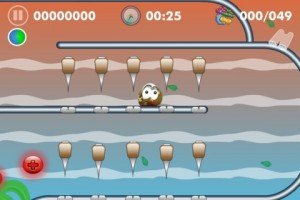 Blobster - Applicazione gioco multilevel per iPhone, iPad, iPod Touch