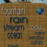 Desk Fountain - Rilassati grazie a musiche distensive ed effetti