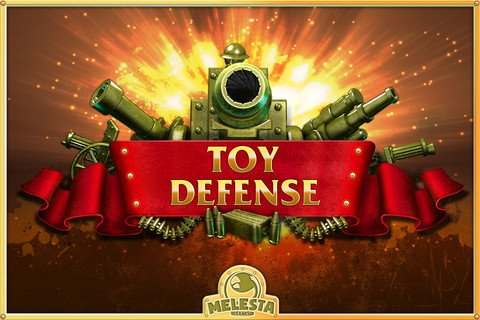 Toy Defense - Gioco tower defence, torri di difesa, per iPhone, iPad