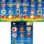 Soluzione football logo quiz per iphone