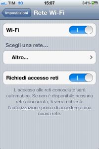 Immagine Rete Wi-Fi