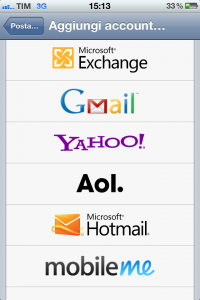 Immagine mail