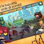 """No Zombies Allowed - App gioco di Zombie stile """"costruisci la città"""""""