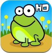 Tap The Frog - Puzzle quiz game multilevel per iPhone, iPad, iPod