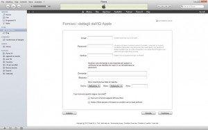 Immagine iTunes