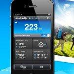 runtastic Altimetro PRO- App per la misurazione online dell'altitudine