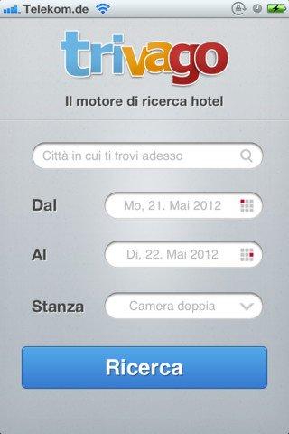 trivago - Il motore di ricerca hotel, confronta i prezzi di hotel