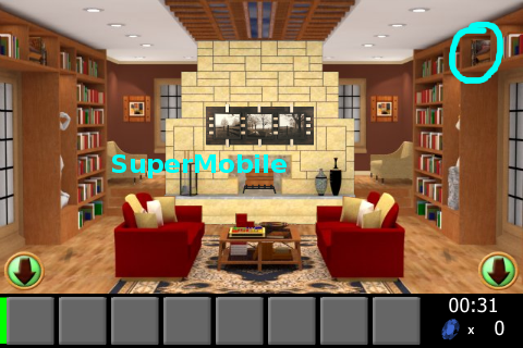 Soluzione Sapphire Room Escape Walkthrough - La soluzione per iPhone