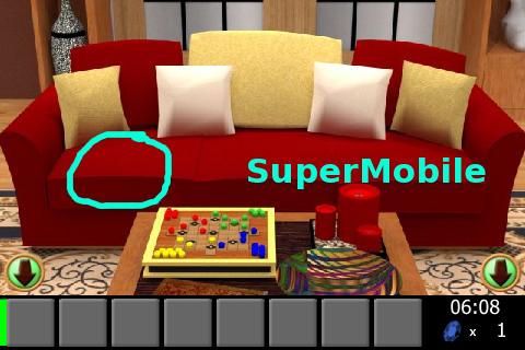 Soluzione Sapphire Room Escape Walkthrough - La soluzione per iPhone