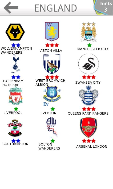 Soluzioni Logo Quiz Club Di Calcio Answers