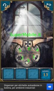 Soluzione Supernatural evil Receptacle Walkthrough livello 13