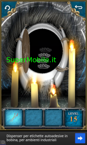Soluzione Supernatural evil Receptacle Walkthrough livello 15