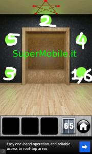 Soluzione 100 Doors RUNAWAY livello 65
