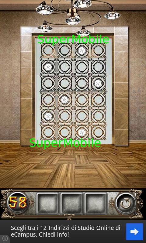 Soluzioni 100 Floors Escape Walkthrough