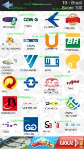Soluzioni Logo Quiz bt Country Answers livello 19 brasil