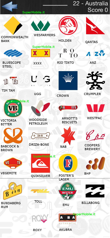logo quiz australie