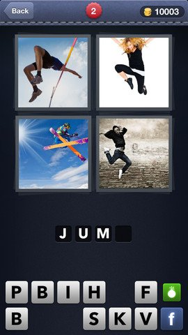 Immagine - Soluzioni What's the Word 4 Pics 1 Word