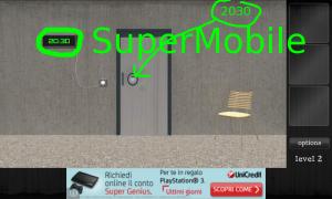 Soluzione Digital Escape Metal Doors livello 2