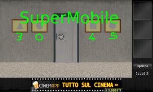 Soluzione Digital Escape Metal Doors livello 5