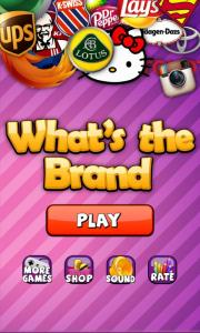 Soluzione indovina logo What's the Brand