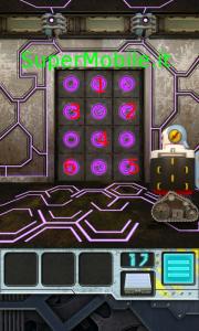 Soluzione 100 Doors Aliens Space Walkthrough1 livello 17