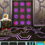 Soluzione 100 Doors Aliens Space Walkthrough livello 17