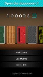 Soluzione Dooors 3 room escape game Walkthrough