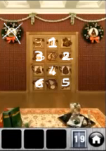 Soluzione 100 Doors 2013 Christmas livello 19