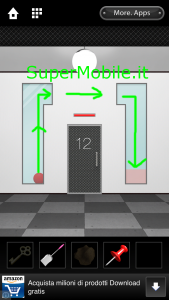 Soluzione DOOORS 3 Walkthrough livello 12
