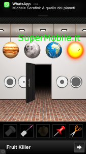 Soluzione DOOORS 3 Walkthrough livello 26