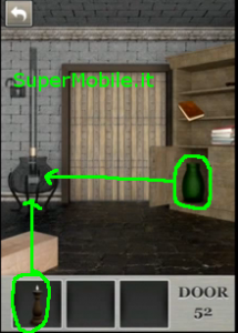 Soluzione 100 Locked Doors livello 52