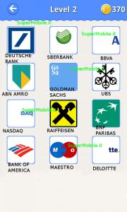 Soluzioni Logo Quiz finale Banks