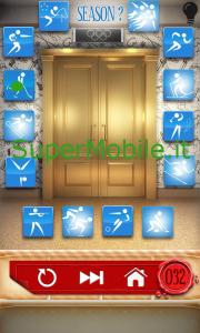 Soluzione 100 Doors Seasons