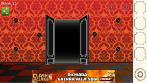 Soluzione Easiest Escape Doors livello 25