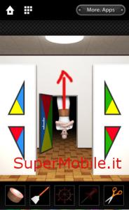 Soluzione Dooors 3 room escape game Walkthrough - Livello 51