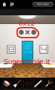 Soluzione Dooors 3 room escape game Walkthrough - Livello 52
