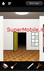 Soluzione Dooors 3 room escape game Walkthrough - Livello 54
