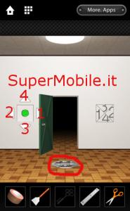 Soluzione Dooors 3 room escape game Walkthrough - Livello 57