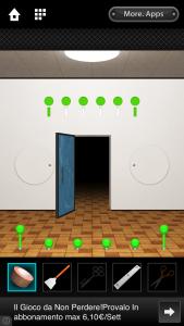 Soluzioni Dooors 3 room escape game Walkthrough - Livello 59